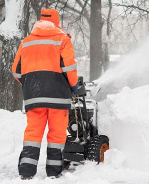 услуги - почистване на сняг и обезледяване